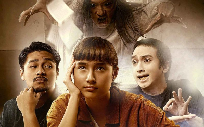 ghost writer review film indonesia