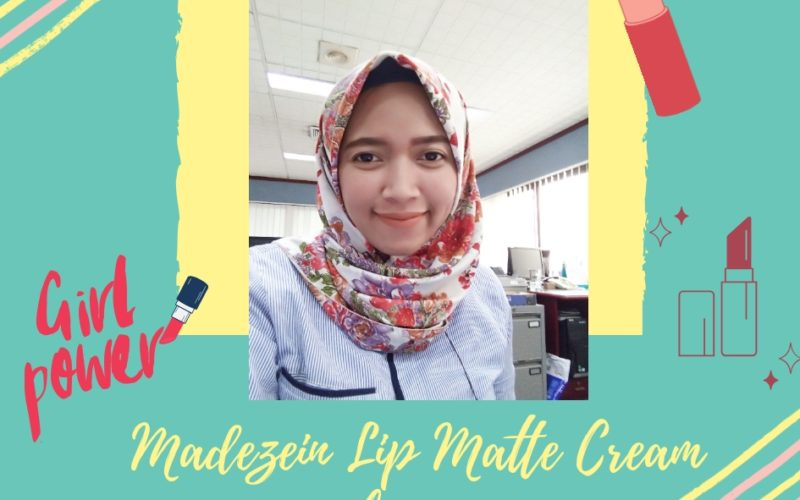 Madezein Lip MaMadezein Lip Matte Cream shade 05tte Cream shade 05