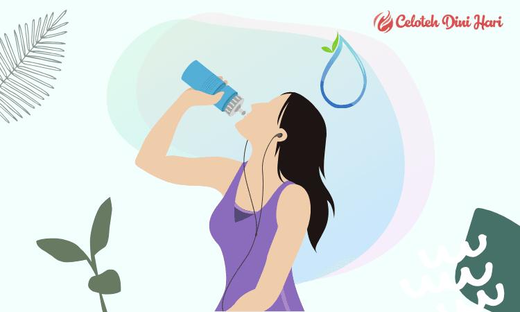 Jadwal-Terbaik-Minum air putih