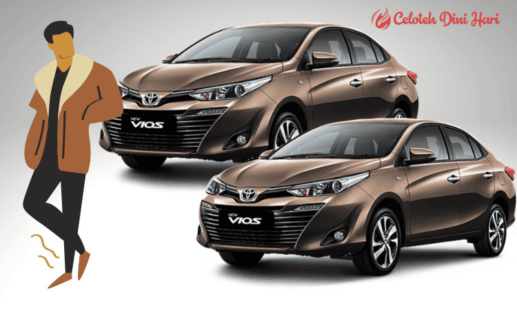 Toyota Mobil Vios 2020
