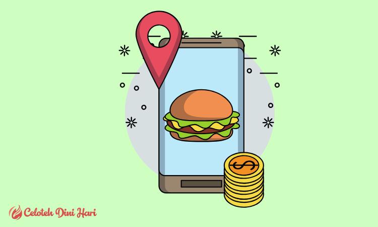 jualan makanan online