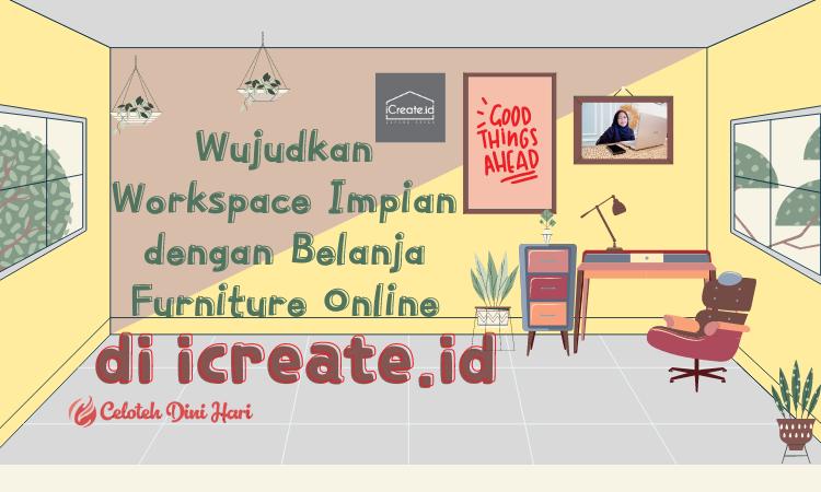 Belanja Furniture Online di icreate.id