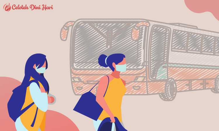 Tips Aman dan Nyaman Naik Bus Saat New Normal-2