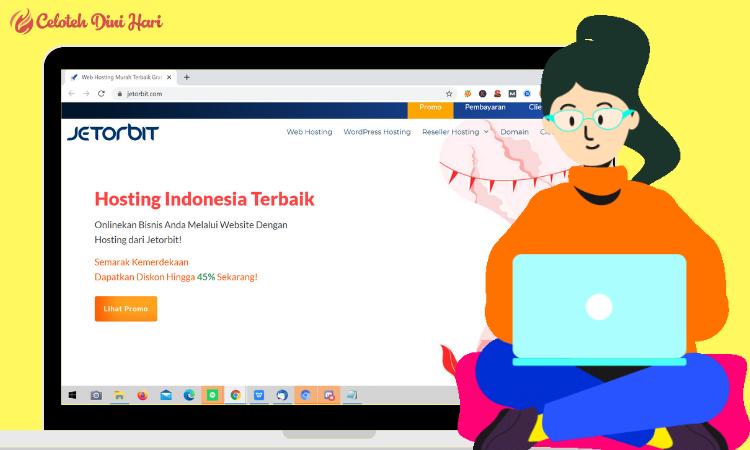 layanan hosting indonesia terbaik