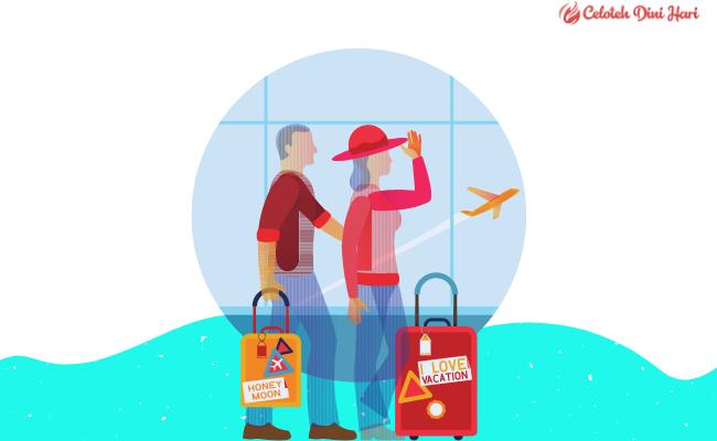 Tips Mudah Supaya Tidak Ketinggalan Pesawat