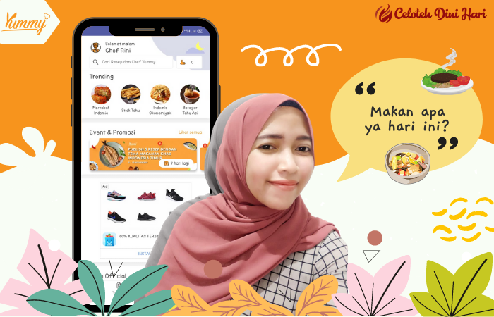 Yummy App by IDN Media Review