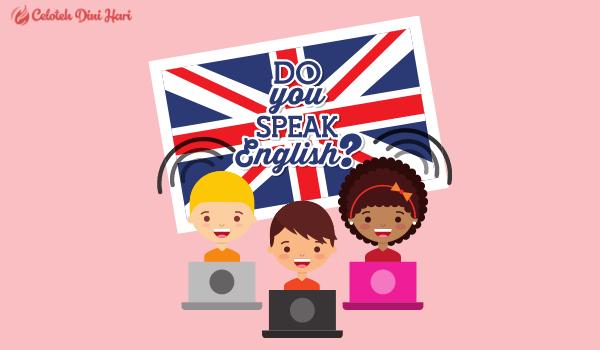 Belajar Bahasa Inggris Anak