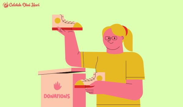 Tips Memilih Lembaga Donasi